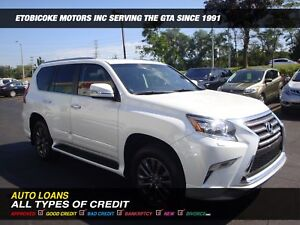 2018 Lexus GX 460 WOW ONLY 4000 KMS / NAVIGATION . REAR VIEW CAM