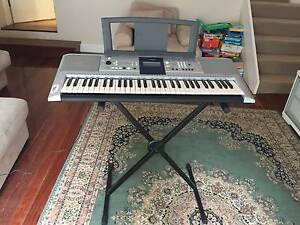 Yamaha Electronic Keyboard and Adjustable Stand Bronte Eastern Suburbs Preview