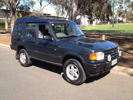 1997 Land Rover Discovery 4x4 Glenunga Burnside Area Preview