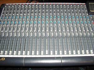 Soundtracs Solo 24/4 mixing console Rydalmere Parramatta Area Preview