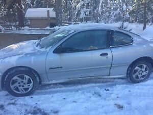 2000 Pontiac sunfire 2dr 5 speed standard