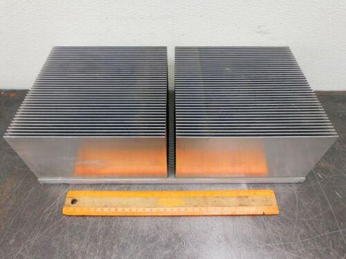 "Aluminum Heat Sink Cooler  14""X 8""X 4-1/2"" Aluminum Block Large 131304339 18 lbs"
