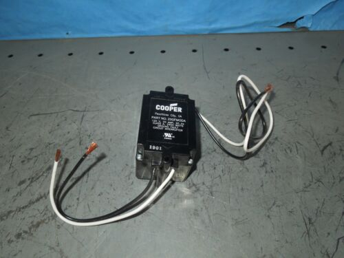 Cooper 20GFMODA 120V 20A 60Hz Class A 2400W Ground Fault Circuit Interrupter