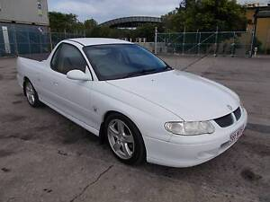 2001 Holden Commodore VU Ute. Bungalow Cairns City Preview
