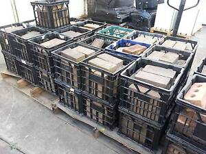 FREE PAVERS in CRATES @ HABERFIELD MUST BE TODAY ASAP Ashfield Ashfield Area Preview