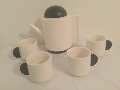 Kate Spade Saturday Tea Set for 4 New missing tag