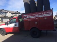 Millennium Furnace and Duct cleaning services