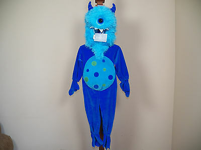 Koala Kids Monster Halloween Costume Boy/Girl Size 3M 6M 9M