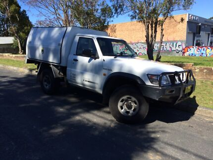 Nissan patrol 2001 4.2 ltr non turbo have turbo if wanted 385000 ks  Gosford Gosford Area Preview