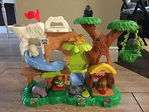 Fisher Price Talking Zoo!