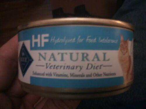 Blue Buffalo HF Hydrolyzed For Food Intolerance Grain-Free Can Cat Food 19/5.5oz - $40.00