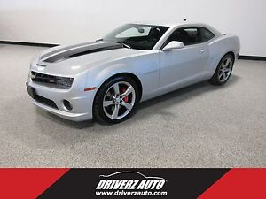 2011 Chevrolet Camaro SS SS V8, RS PACKAGE, 426 HP