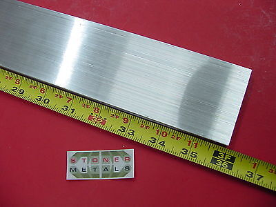 38 X 2-12 Aluminum 6061 Flat Bar 36 Long T6511 Extruded Mill Stock