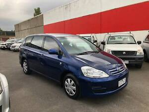 2009 Toyota Avensis VERSO GLX 7 SEATER Wagon Lilydale Yarra Ranges Preview