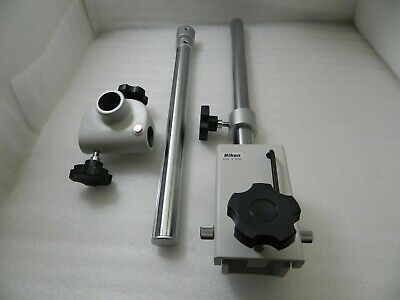 Nikon Mmd33020 Universal Boom Stand-1 With Table Clamp
