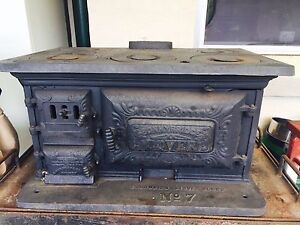 Wood fuel stove Drover No. 7 model Hazelbrook Blue Mountains Preview