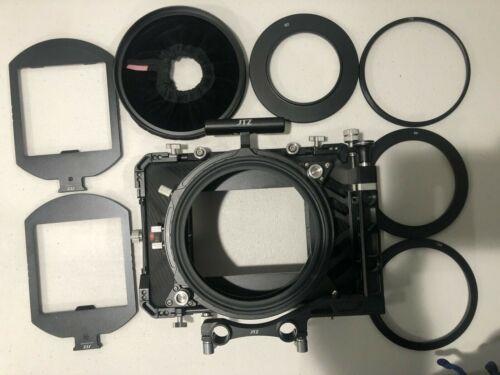 JTZ DP30 Cine Lens Carbon Fiber 4X4 Swing-Away Matte Box