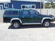 2004 Toyota Hilux duel cab Ute Swansea Lake Macquarie Area Preview