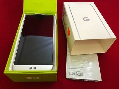 *NEW* LG G5 VS987 Quad Core Factory Unlocked Silver Black CDMA GSM Original Box