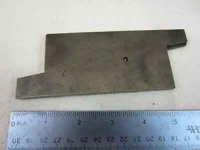 Starrett No. 154f Adjustable Parallel