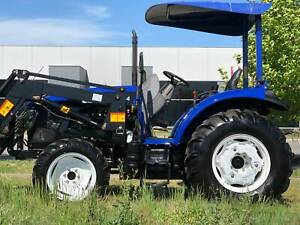 Foton Lovol 60hp Rop's Tractor, Front end Loader, Syncro Gearbox Pakenham Cardinia Area Preview