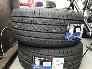 Altenzo tires 225/40zrR18