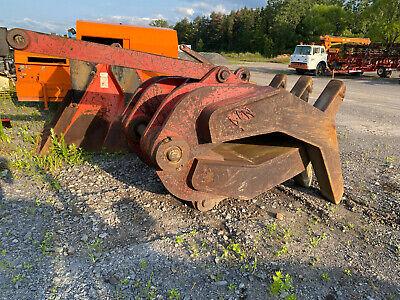Allied Gator Excavator Grapple Attachment Fits Pc400 Cat 345 Deere 400