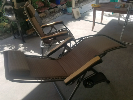 Camping Chair Recliners Camping Hiking Gumtree Australia