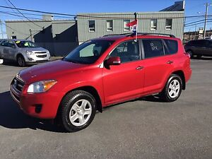 2010 Toyota RAV4, 6 cyl, AWD, Inspected