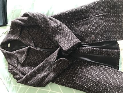 Ideals long Tweed Jacket - size 8