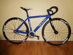 Track Bike Dolan 50cm Junior Singleton Singleton Area Preview
