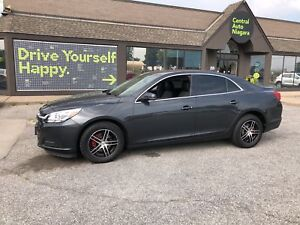 2015 Chevrolet Malibu LT/ ALLOY RIMS / 7' LCD SCREEN /STREAMING