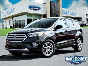 2017 Ford Escape SE, $79/wk, climate ctrl, heated seat, backup c