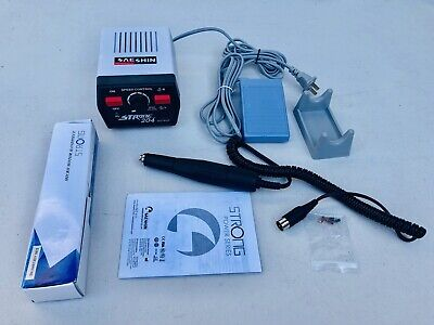 Dentist Lab Micromotor Machine Strong 204102l Handpieces Jewelry Tools 220v
