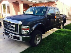 2008 Ford F-250 5.4L 4x4 Quad Cab $3000 take it away