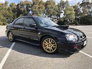 2004 Subaru Impreza WRX STI MY04 Hallett Cove Marion Area Preview