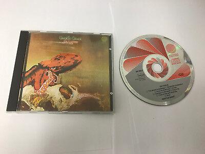 Gentle Giant - Octopus (CD 1997) VERTIGO RED SWIRL 'MADE IN GERMANY'