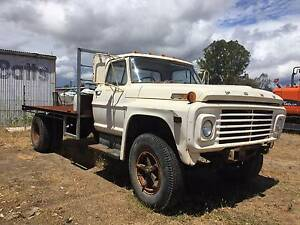 1971 F750 Ford Truck Kenwick Gosnells Area Preview