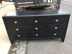 Dresser, drawers, bedroom furniture, WE CAN DELIVER Brunswick Moreland Area Preview