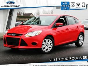 2013 Ford Focus SE **A/C*SIEGES CHAUFFANTS*CRUISE**