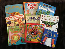 CHILDREN'S ANIMAL/INSECT BOARD BOOKS Mount Hawthorn Vincent Area Preview
