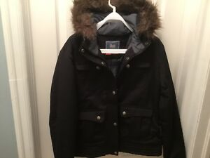 Ladies winter coat purchased from Mark's.  $65