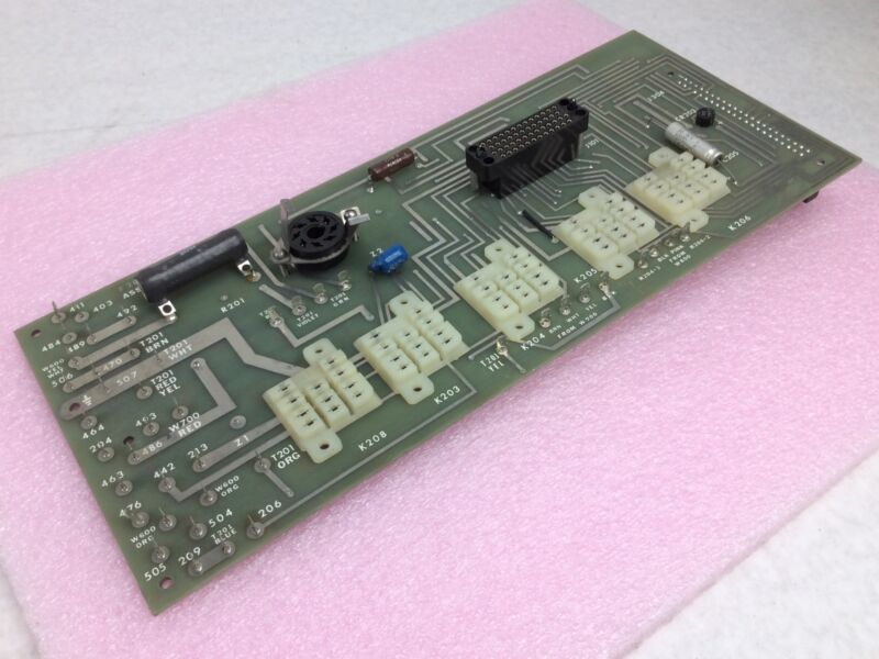 Sorvall Circuit Board - ASSY 20126 - F20108 - Replacement Part - W/ Cable Clamp
