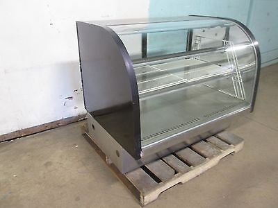 Delfield Commercial H.d. Remote Refrigeration Cold Display Case Merchandiser