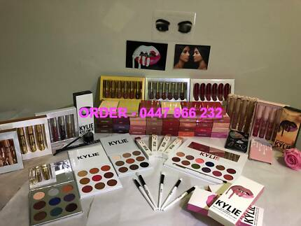 Kylie Cosmetics - Birthday Edition, Holiday, Koko, KKW, Valentine