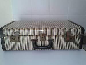 Vintage-Retro-hardcase-suitcase Gladesville Ryde Area Preview