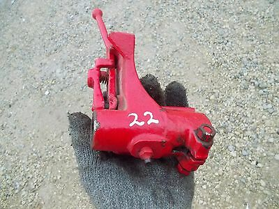 Massey Harris 22 Tractor Mh Steering Support Brace Bracket Throttle Fan Lever
