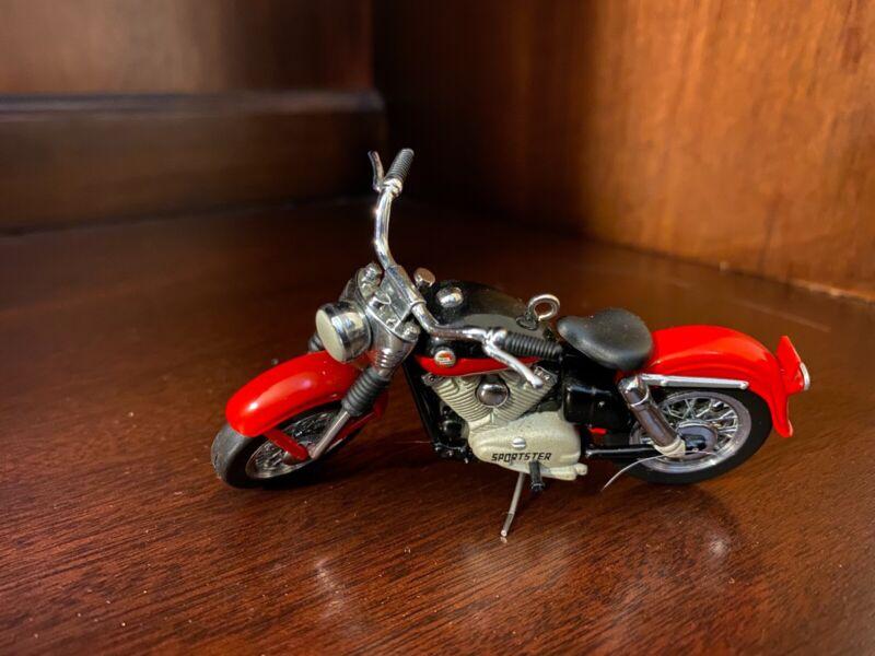 1957 XL Sportster Harley-Davidson Milestone Keepsake Ornament w/Box Collector