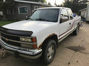 Great Project Truck!  1991 Chevrolet Extended Cab 4X4