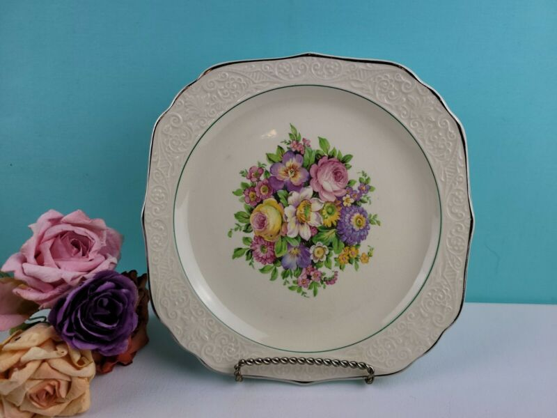 Edwin M. Knowles S2-1 - Dinner Plate